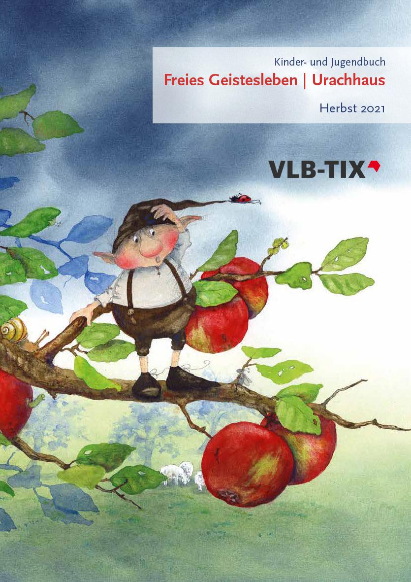 VLB-TIX Kinder- und Jugendbuch Herbst 2021