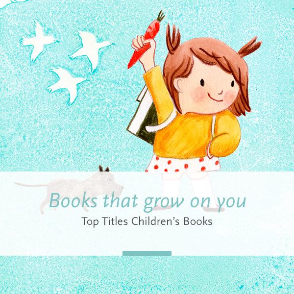 Top Titles Children's Books
