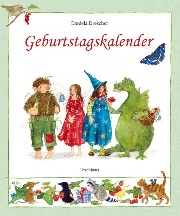Geburtstagskalender  Daniela Drescher