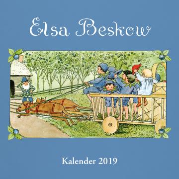 Kalender 2019   Elsa Beskow