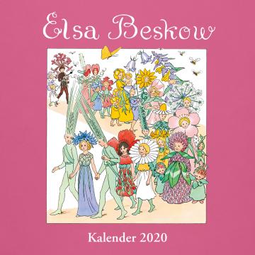 Kalender 2020  Elsa Beskow