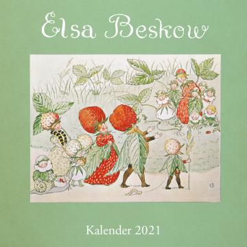 Kalender 2021  Elsa Beskow