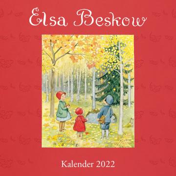 Kalender 2022  Elsa Beskow