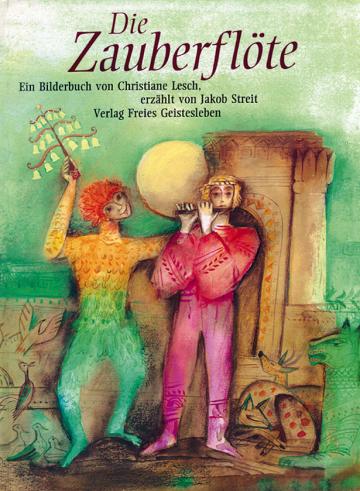 Die Zauberflöte  Jakob Streit    Christiane Lesch