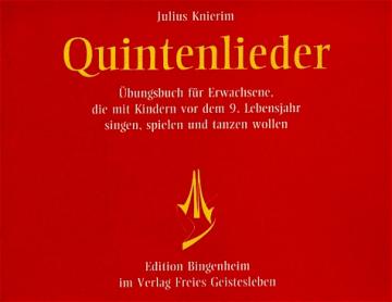 Quintenlieder  Julius Knierim