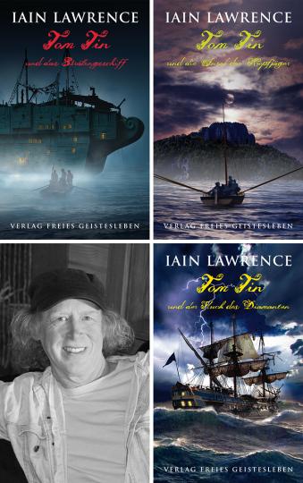 Tom Tin – Aktionspaket mit allen 3 Bänden  Iain Lawrence