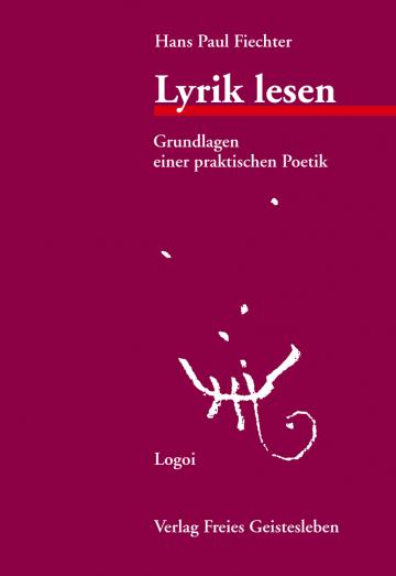 Lyrik lesen  Hans Paul Fiechter   Manfred Krüger