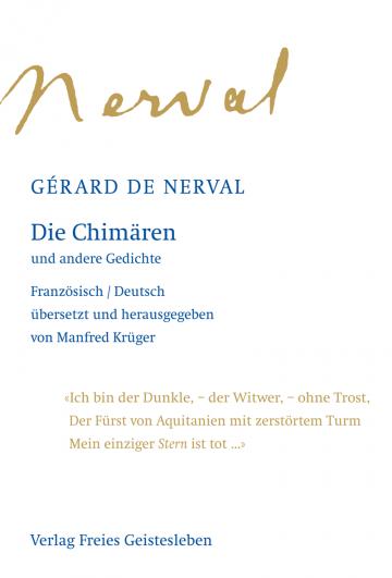 Die Chimären  Gérard de Nerval   Manfred Krüger