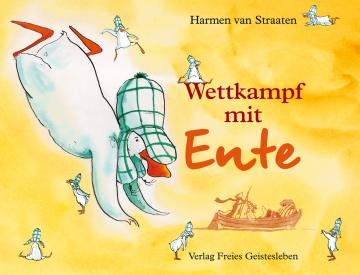 Wettkampf mit Ente  Harmen van Straaten