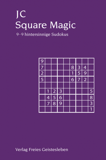 Square Magic   Jean-Claude Lin