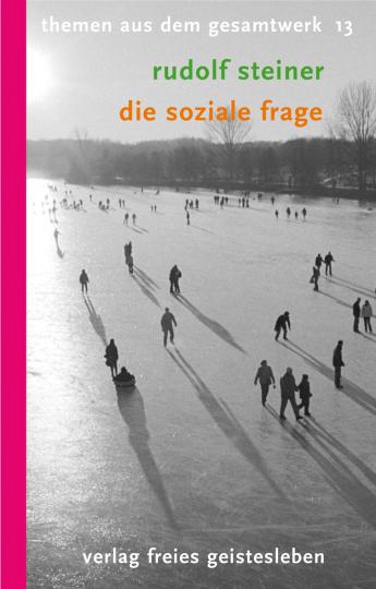 Die soziale Frage  Rudolf Steiner   Dietrich Spitta