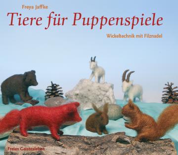 Tiere für Puppenspiele Freya Jaffke