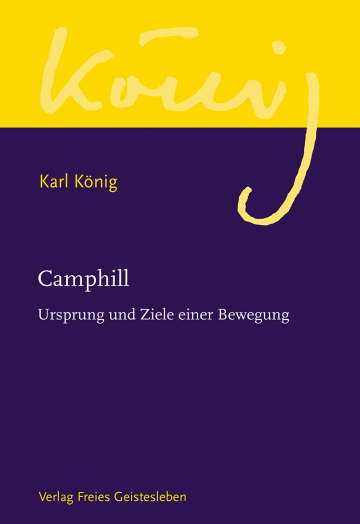 Camphill Karl König Richard Steel