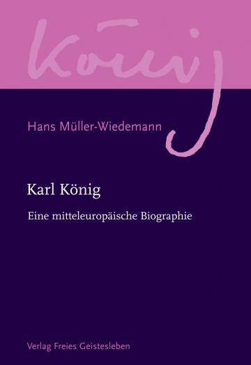 Karl König Hans Müller-Wiedemann