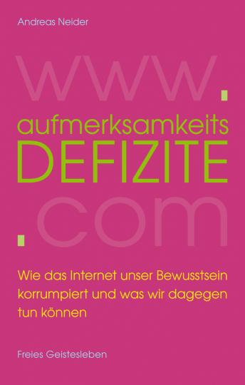 Aufmerksamkeitsdefizite Andreas Neider