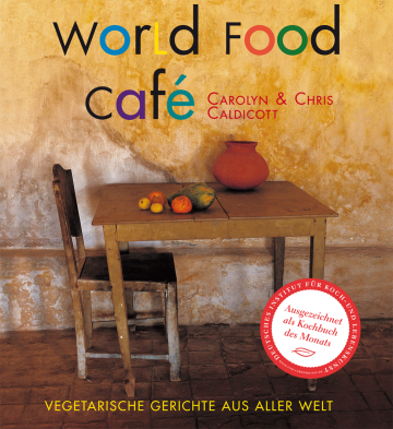 World Food Café Chris Caldicott