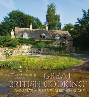 Great British Cooking  Carolyn Caldicott