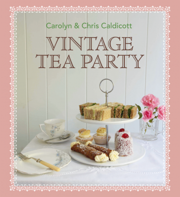 Vintage Tea Party  Chris Caldicott ,  Carolyn Caldicott