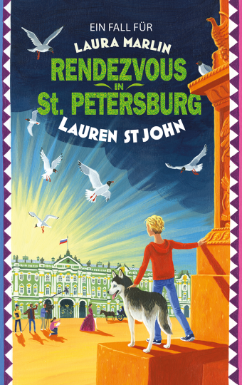 Ein Fall für Laura Marlin - Rendezvous in St. Petersburg  Lauren St John