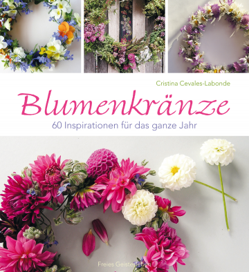Blumenkränze  Cristina Cevales-Labonde