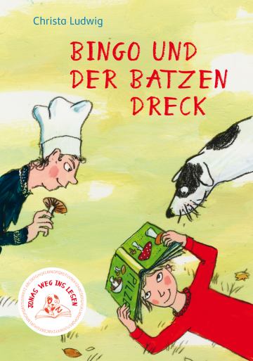 Jonas Weg ins Lesen -  2. Etappe  Christa Ludwig    Katja Gehrmann