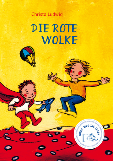 Jonas Weg ins Lesen - 4. Etappe  Christa Ludwig    Katja Gehrmann