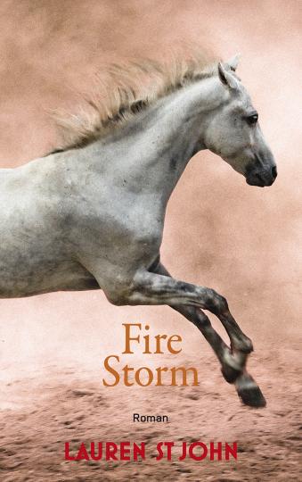 Fire Storm  Lauren St John
