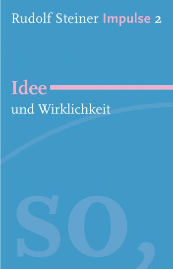 Idee und Wirklichkeit  Rudolf Steiner   Jean-Claude Lin