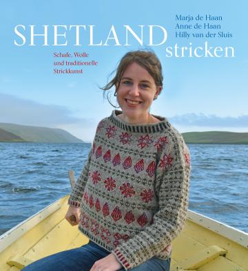 Shetland stricken Anne de Haan, Marja de Haan, Hilly van der Sluis