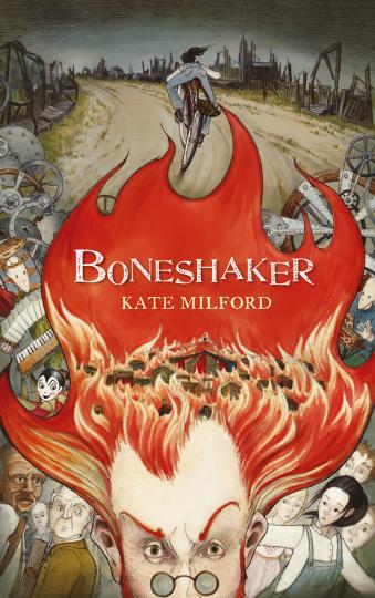 Boneshaker Kate Milford  Andrea Offermann