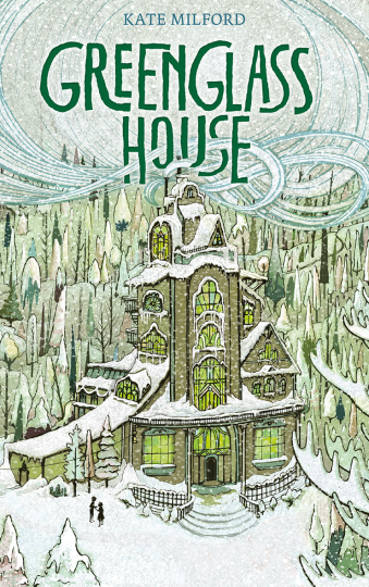 Greenglass House Kate Milford  Jaime Zollars