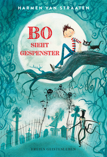 Bo sieht Gespenster Harmen van Straaten