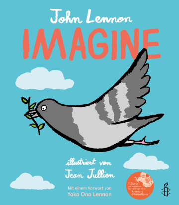 Imagine John Lennon  Jean Jullien