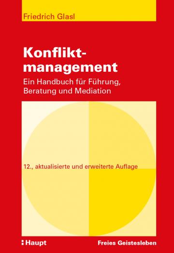 Konfliktmanagement  Friedrich Glasl