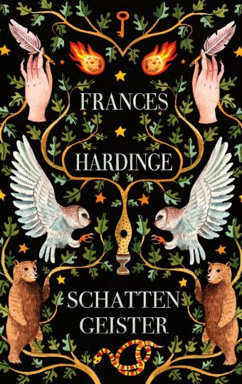 Schattengeister  Frances Hardinge