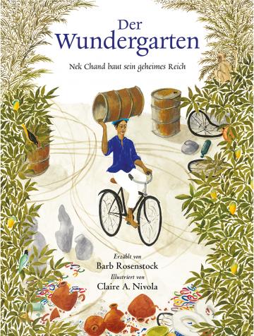 Der Wundergarten  Barb Rosenstock    Claire A. Nivola