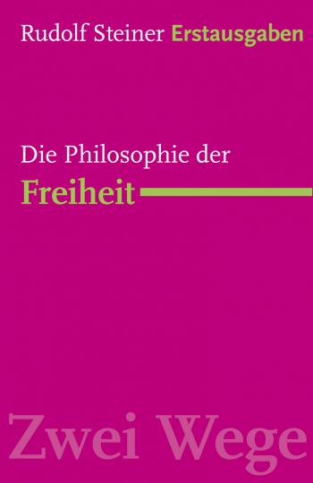 Die Philosophie der Freiheit  Rudolf Steiner   Jean-Claude Lin