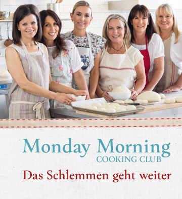 Monday Morning Cooking Club  Merelyn Frank Chalmers ,  Natanya Eskin ,  Lauren Fink ,  Lisa Goldberg ,  Paula Horwitz ,  Jacqui Israel