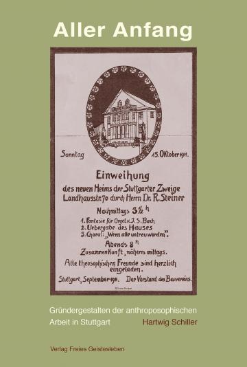 Aller Anfang  Hartwig Schiller