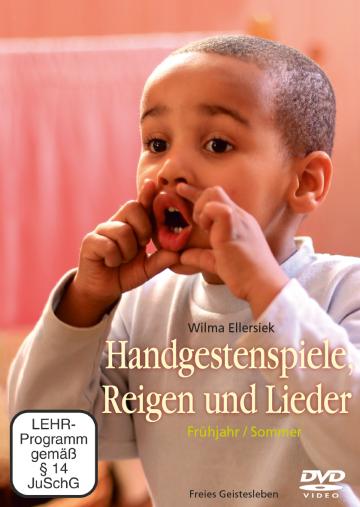 Handgestenspiele, Reigen und Lieder  Wilma Ellersiek   Ingrid Weidenfeld