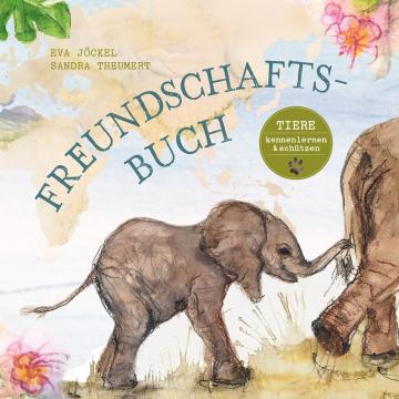 Freundschaftsbuch  Eva Jöckel ,  Sandra Theumert