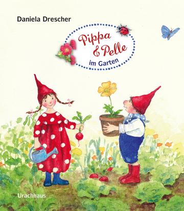 Pippa und Pelle im Garten  Daniela Drescher