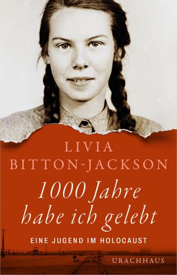 1000 Jahre habe ich gelebt  Livia Bitton-Jackson
