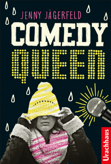 Comedy Queen  Jenny Jägerfeld