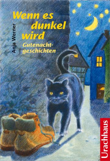 Wenn es dunkel wird Anja Werner  Ute Gerstenmaier