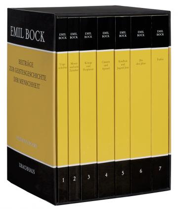 Beiträge zur Geistesgeschichte der Menschheit  Emil Bock