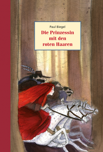Die Prinzessin mit den roten Haaren  Paul Biegel    Linde Faas