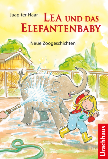 Lea und das Elefantenbaby  Jaap ter Haar