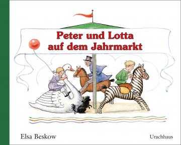 Peter und Lotta auf dem Jahrmarkt Elsa Beskow