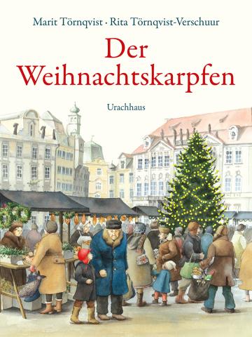 Der Weihnachtskarpfen  Rita Törnqvist-Verschuur    Marit Törnqvist